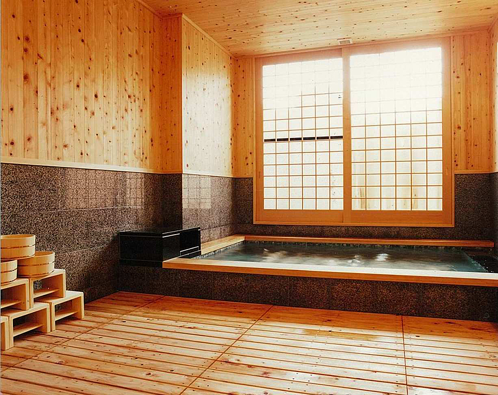 Japanese Bathroom Wasou