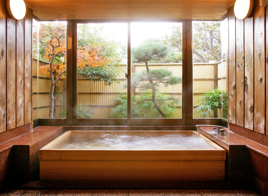 Japanese Bathroom