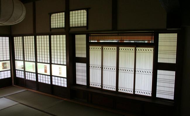 Array of Different Shoji Styles