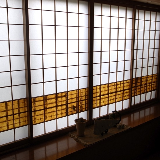 2 Paper Type Shoji Screen