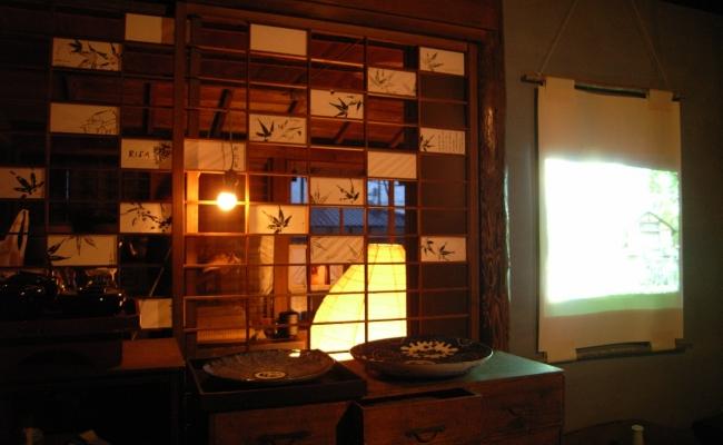 Decorative Shoji Screen
