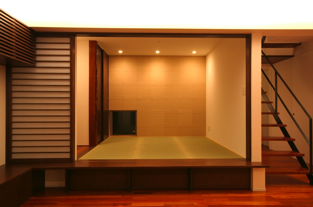 Elevated Tatami Room Wasou