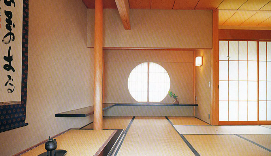 Tatami room wasou for Japanese tatami room design