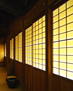 1 Illuminate The Room In A Soft Even Ambient Light Shoji S Translucent Anese Paper